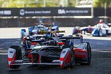 Formel E - Heidfeld bezwingt Handverletzung in Argentinien