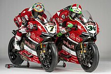 Superbike - Bilder: WSBK-Launch des Ducati-Werksteams