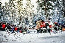 WRC - Abu Dhabi Total WRT startet in Portugal und Polen