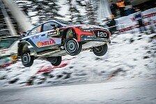WRC - Der neue Hyundai i20 WRC im Check