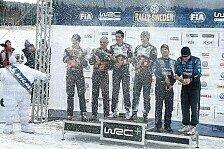 WRC - Mexiko: Schotter-Härtetest für den neuen Hyundai