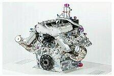 24 h von Le Mans - Porsche 919 Hybrid Motor