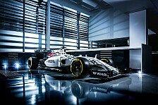 Formel 1 - Williams greift 2016 in den Kurven an
