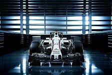Formel 1 - Williams überrascht: Spontaner Auto-Launch