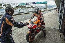 MotoGP - Honda 2016: Die Reifeprüfung für Marquez
