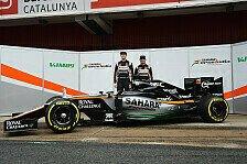 Formel 1 - Perez: Können Williams und Red Bull schlagen