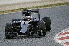 Formel 1 - Toro Rosso: Neuer Bolide in Übergangslackierung