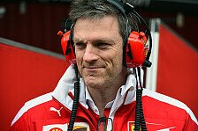 Formel 1 - Arrivabene verärgert über Allison-Gerüchte