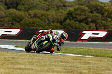 Superbike - Rekordjäger Tom Sykes auf Pole-Position: WSBK Phillip Island 2016: So liefen die Trainings