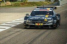 DTM - Mercedes-Fahrer kritisieren lange Winterpause