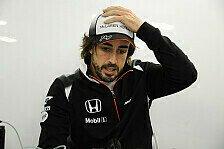 Formel 1 - Qualifying-Chaos: Harte Worte von Alonso