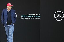 Formel 1 - Niki Lauda: Quali-Änderung ein kleiner Erfolg