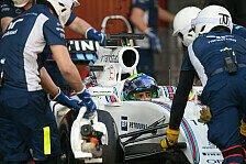 Formel 1 - Video: Williams: Saisonvorschau aus ungewohnter Perspektive