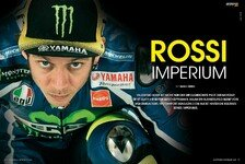 MotoGP - Neues Motorsport-Magazin: Rossis Imperium