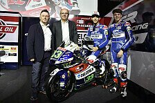 Moto3 - Gresini Racing pr�sentiert neues Bike