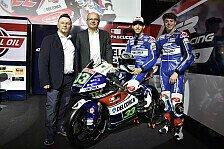 Moto3 - Gresini Racing präsentiert neues Bike