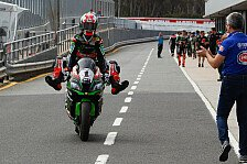 Superbike WSBK - Wunderkind Jonathan Rea: Seine Doppelsiege in der WSBK