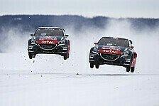 Sebastien Loeb startet in der Rallycross-WM