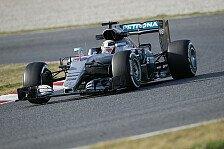Formel 1 - Bottas: Mercedes fährt in eigener Liga