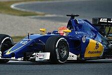 Formel 1 - Saubers C35-Debüt: Besser als erwartet