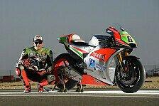 MotoGP - Aprilia 2016: Jahr der Wahrheit für Bradl