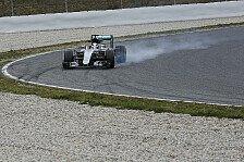 Formel 1 - Hamilton: Weiche Reifen 2015 besser