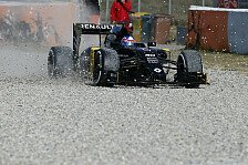 Formel 1 - Problem-Palmer: Bereit für den Saisonstart?