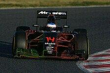 Formel 1 - Alonso: Formel-1-Fahren ist langweilig geworden