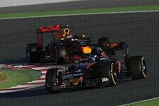 Formel 1 - Sensation: Verstappen und Kvyat tauschen Teams!