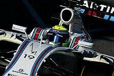 Formel 1 - Williams in Australien: Rückkehr aufs Podest?