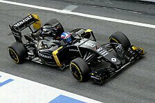 Formel 1 - Renault in Australien: Comeback des Werksteams