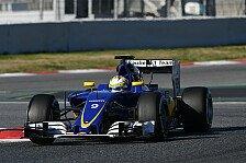 Formel 1 - Sauber in Australien: Sternstunde 2015