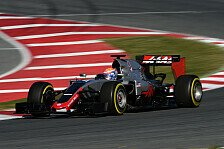 Formel 1 - US-Team mit neuem Heck in Barcelona: Haas F1 in Spanien: Reality-Check mit Happy End?