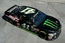 NASCAR - West Coast Swing, Part 1: Viva Las Vegas! : Vegas-Boy Kurt Busch startet von der Pole