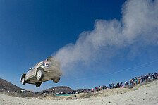 WRC - Best of the rest: M-Sport in Argentinien: Östberg jagt Ogier