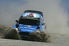 WRC - Video: Rallye Mexico, WP 11-13: Latvala gast an