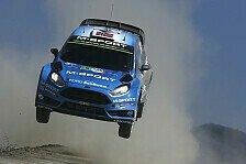 WRC - Östberg: Viele Diskussionen nach Argentinien