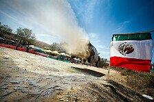 WRC - Video: Mexiko: Weiterer harter Tag für Hyundai