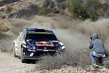 WRC - Video: VW in Mexiko: Jubil�um, Premiere, Drama