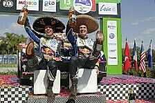 WRC - Mexiko-Finale: Das sagen Latvala, Ogier und Co.