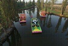 Formel E - Show Run auf Wasser!