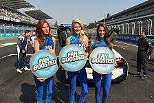 Formel E - Fanboost: Cooler Fan-Köder oder unfair?