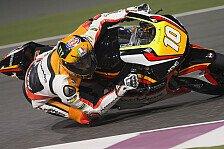 Moto2 - Testfahrten - Katar