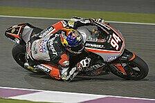 Moto2 - Katar: Die deutschen Fahrer im Check