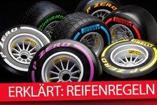 Formel 1 - Video: MSM TV - Erklärt: So funktionieren die neuen Reifen-Regeln