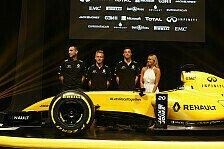 Formel 1 - Abiteboul: 2016 gutes Verhältnis zu Red Bull