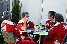 Formel 1 - Allison-Abgang: So will Ferrari das Vakuum füllen