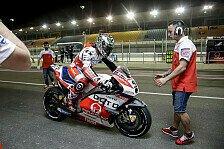 MotoGP - Verletzung zu schwer: Petrucci sagt Katar-Start ab