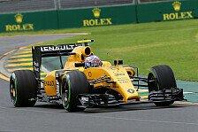 Formel 1 - Renault in Bahrain: Nächste Nullrunde droht