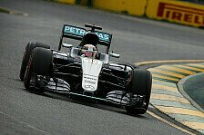 Formel 1 - Neues Qualifikations-Format t�tet die Spannung: Lahmes neues Qualifying: Hamilton holt 50. Pole